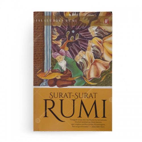 Buku Surat Surat Rumi