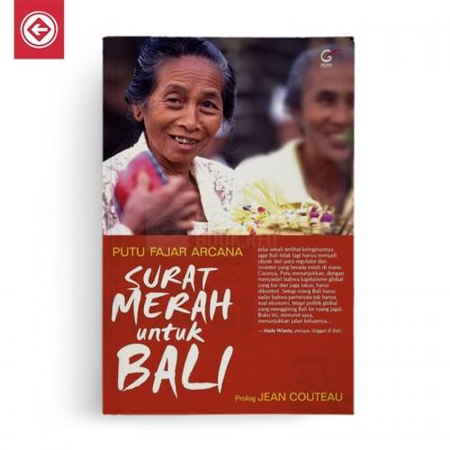 Surat Merah Untuk Bali