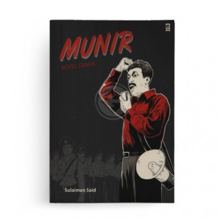 MUNIR Novel Grafis