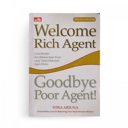 Welcome Rich Agent Goodbye Poor Agent