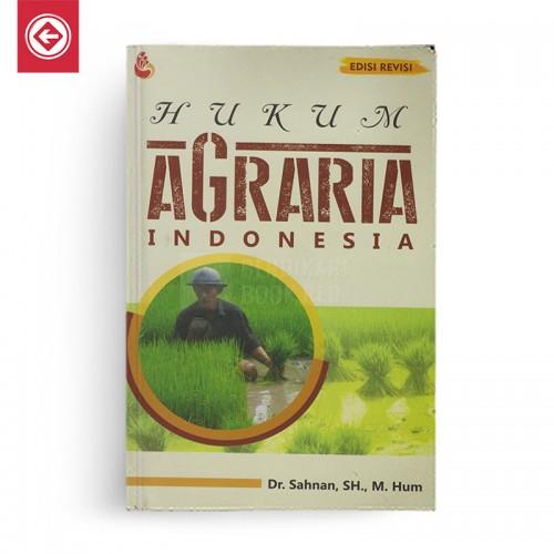 Hukum Agraria Indonesia