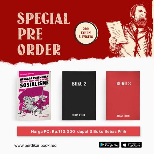 Paket 110rb 3 Buku - Pre Order
