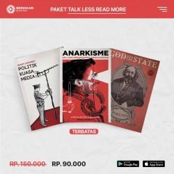 Paket Talk Less Read More 4