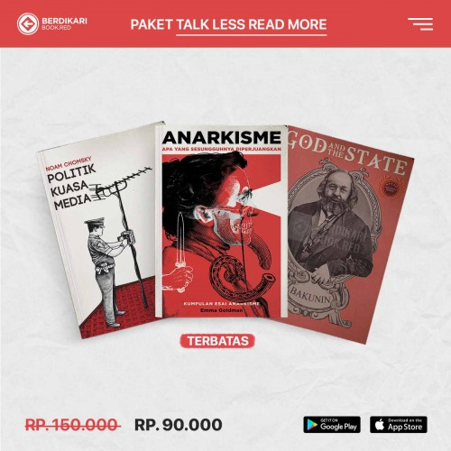 Paket Talk Less Read More 4