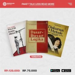 Paket Talk Less Read More 5