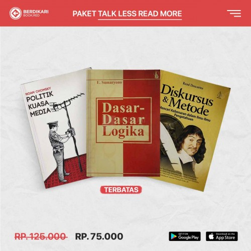 Paket Talk Less Read More 5