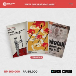 Paket Talk Less Read More 2