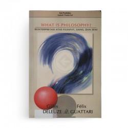 What is Philosophy? Reinterpretasi atas Filsafat, Sains, dan Seni