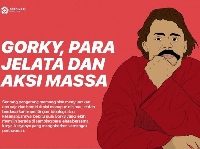 Gorky, Para Jelata dan Aksi Massa
