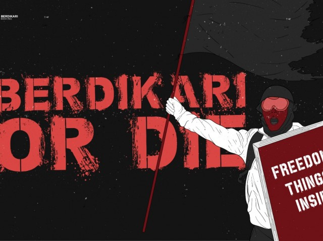 Berdikari or Die