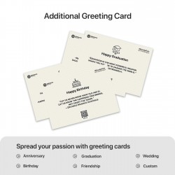 Additional Greeting Card