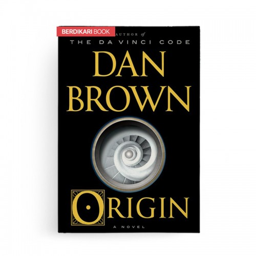Origin Dan Brown - Soft Cover