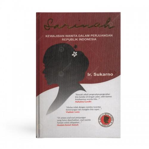 Sarinah Kewajiban Wanita dalam Perjuangan Republik Indonesia [Hard Cover]