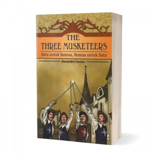 The Three Musketeers - Satu untuk Semua Semua untuk Satu