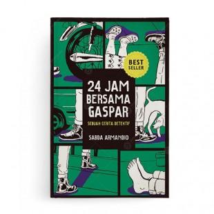 24 Jam Bersama Gaspar - Sampul Baru