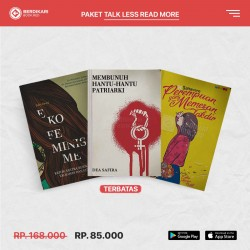 Paket Talk Less Read More 1