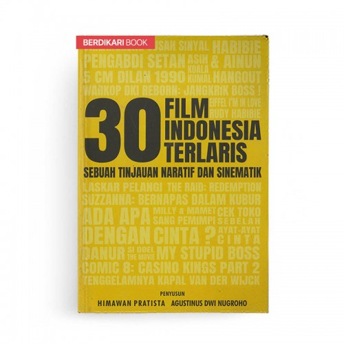 30 Film Indonesia Terlaris 2002-2018