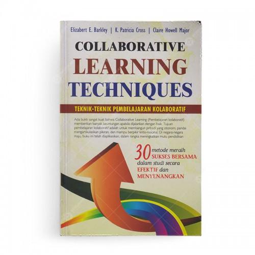 Colaborative LearningTechniques Teknik Teknik Pembelajaran Kolaboratif