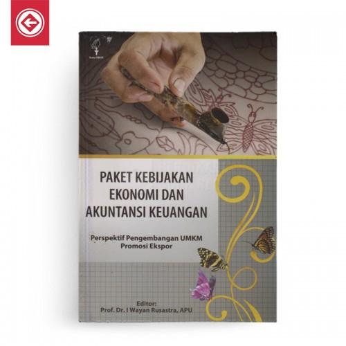 Paket Kebijakan Ekonomi dan Akuntansi Keuangan
