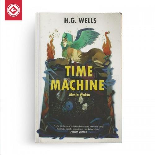 Time Machine Mesin Waktu