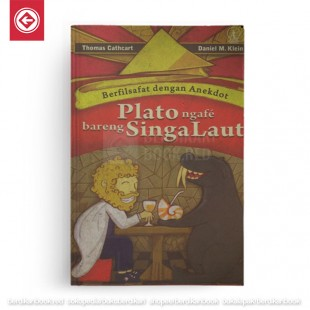 Plato ngafe bareng Singa Laut: Berfilsafat dengan Anekdot