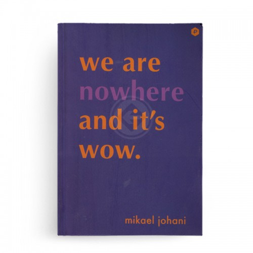 We Are Nowhere And It's Wow