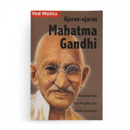 Ajaran Ajaran Mahatma Gandhi