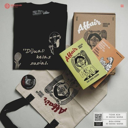 Box Set Affair Obrolan Urban