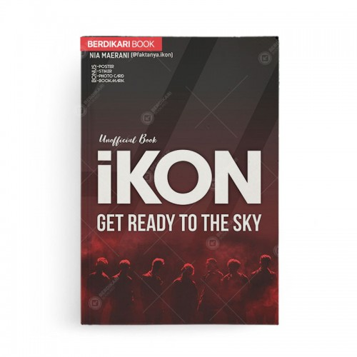 iKON Get Ready to The Sky
