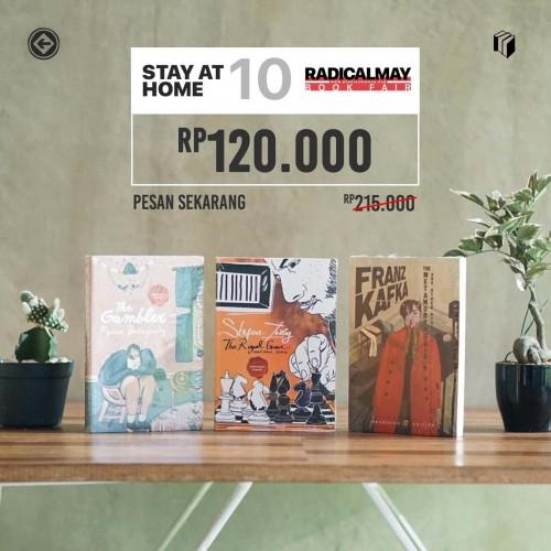 Paket Stay at Home 10