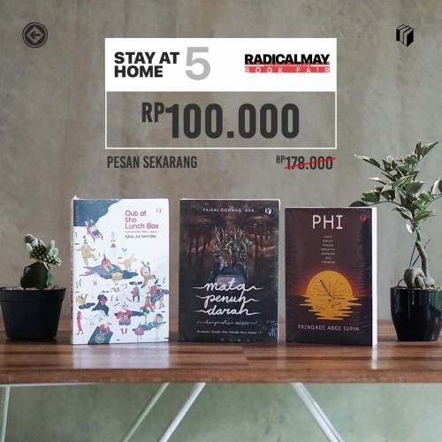 Paket Stay at Home 5