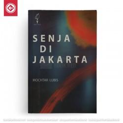 Senja di Jakarta