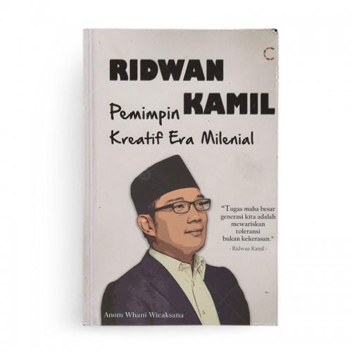 Ridwan Kamil Pemimpin Kreatif Era Milenial