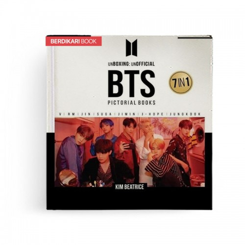 Unboxing Unofficial BTS Pictorial Books