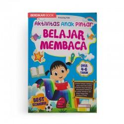 Aktivitas Anak Pintar Belajar Membaca