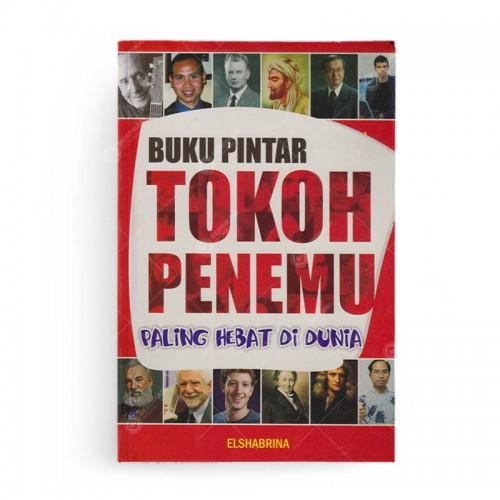 Buku Pintar Tokoh Penemu Paling Hebat di Dunia