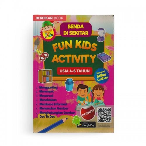 Benda Di Sekitar Fun Kids Activity
