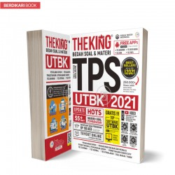 The King Bedah Soal dan Materi TPS UTBK 2021