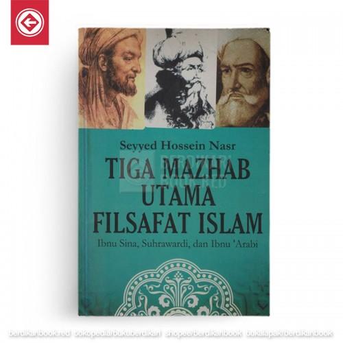 Tiga Mazhab Utama Filsafat Islam - Ibnu Sina, Suhrawardi, dan Ibnu 'Arabi