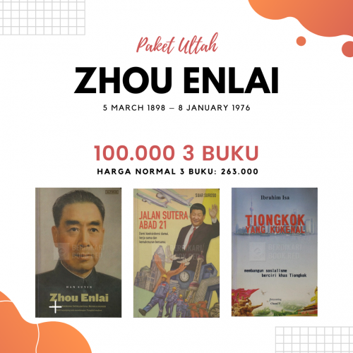 Paket Ultah Zhou Enlai