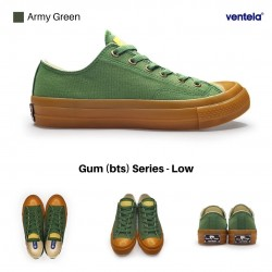 Ventela Gum bts Army Green- Low