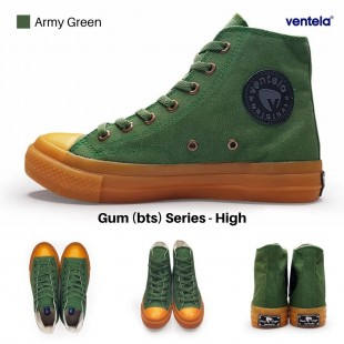 Ventela Gum bts Army Green - High