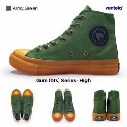 Ventela Gum bts Army Green - High