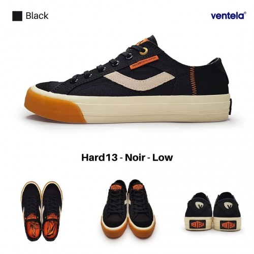 Ventela Hard13 - Noir - Low