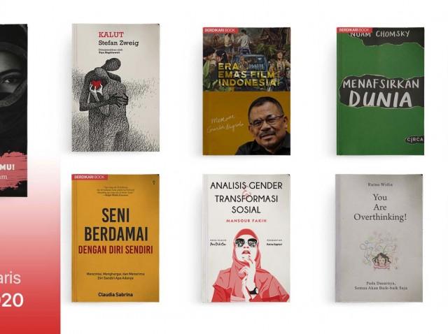 9 Buku Terlaris di Bulan Oktober