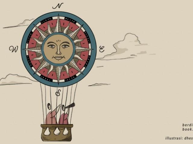 Ke Manakah Mata Angin Kesenian Kita?