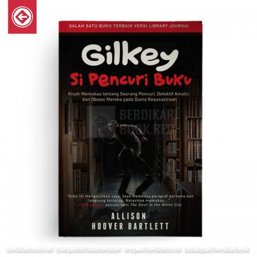 Gilkey Si Pencuri Buku