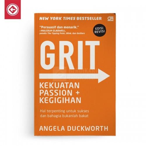 Grit Kekuatan Passion dan Kegigihan