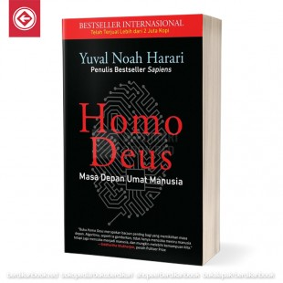 Homo Deus Masa Depan Umat Manusia