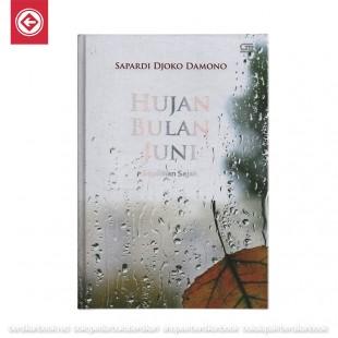 Hujan Bulan Juni - Hard Cover